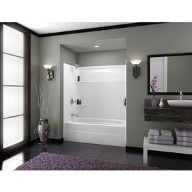 1000 Ideas About One Piece Tub Shower On Pinterest Tub Shower Combo Bathtub Shower Combo And