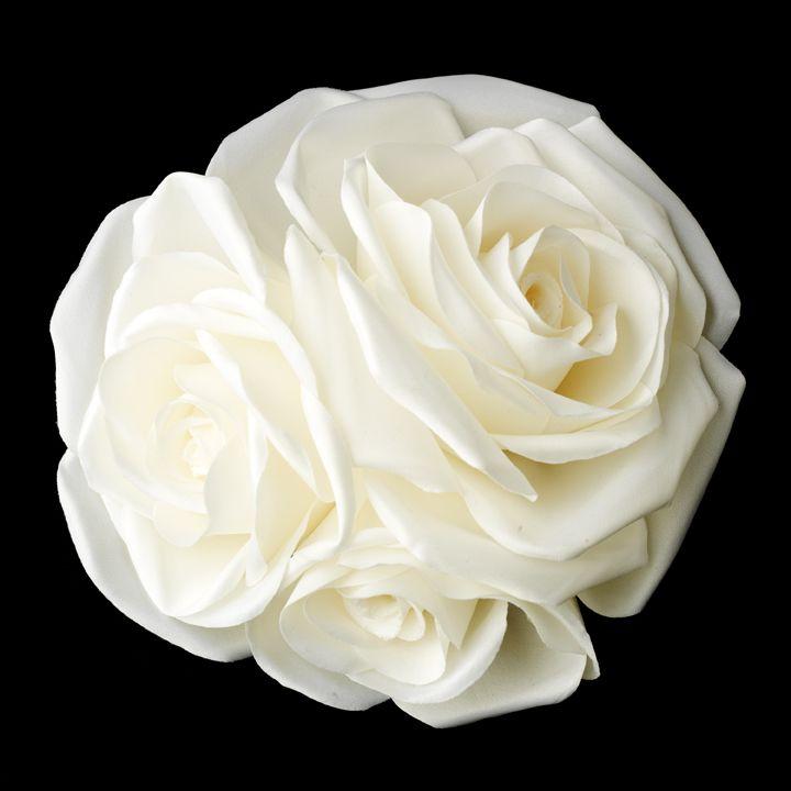 17 Best Images About Fleurs De Coiffure Mariage On
