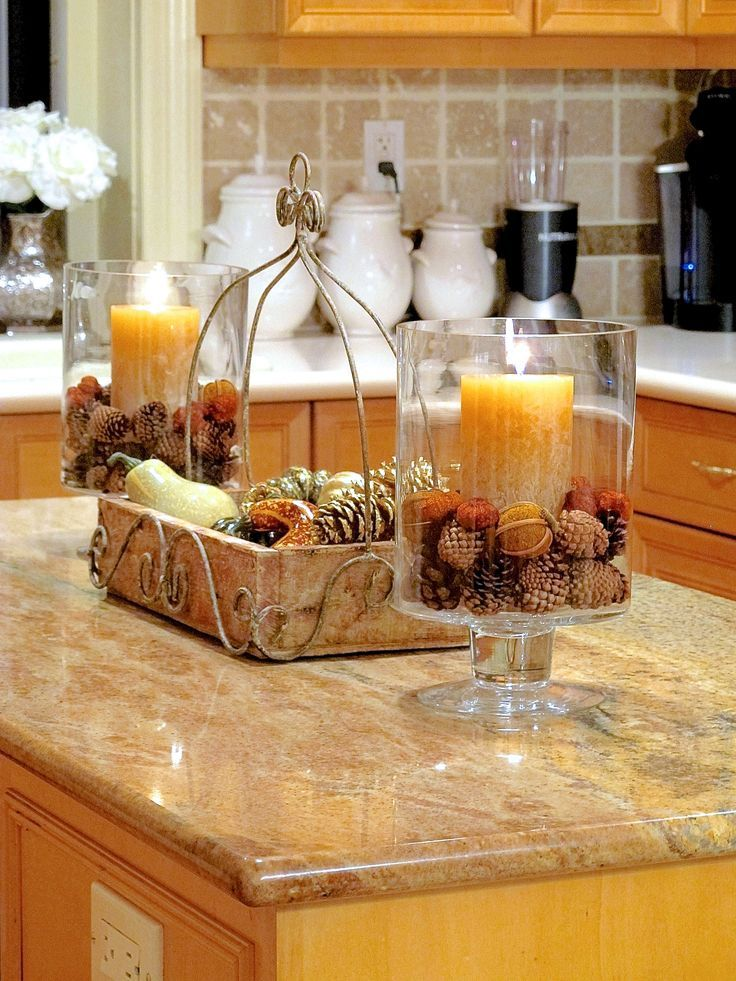 Fall Room Decor: 6 Ways to Add Autumn Warmth to Your ... on Modern:egvna1Wjfco= Kitchen Counter Decor  id=63622