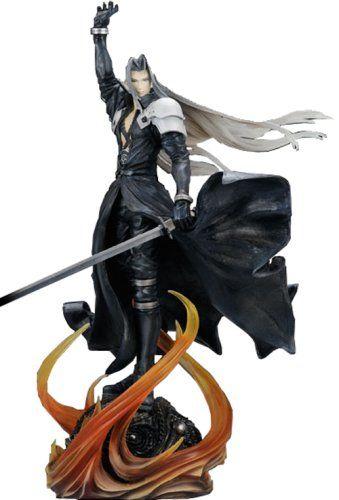 Sephiroth Static Arts PVC Statue Final Fantasy VII Square Enix Httpwwwamazoncomdp