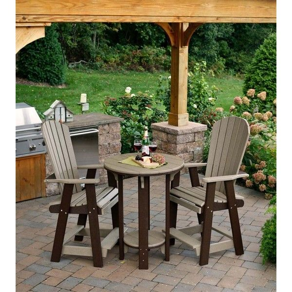 outdoor patio bar height tables Best 25+ Bar height patio set ideas on Pinterest