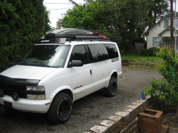 Van Road Astro