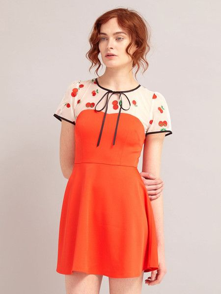Cherry Pop Dress £65 from Sister Jane