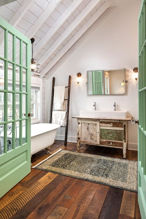 25 Best Ideas About Farmhouse Style Bathrooms On