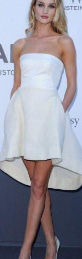 Rosie Huntington Whiteley...amfAR Gala...2013 Cannes Film Festival