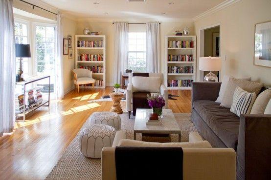 15 Must-see Narrow Living Room Pins