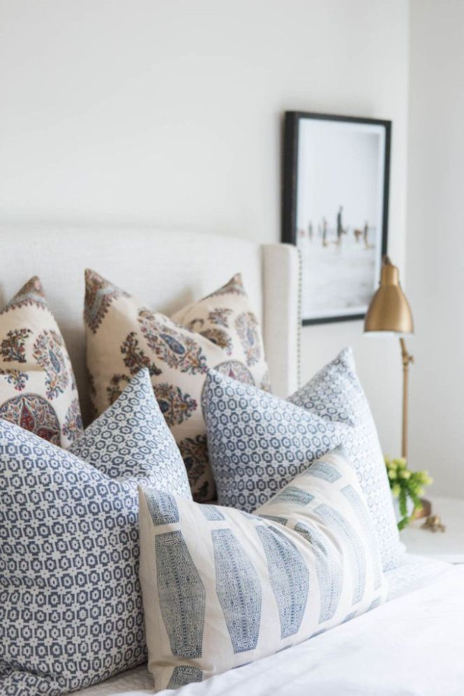 Tips For Creating Cozy Es Bed Throw Pillows
