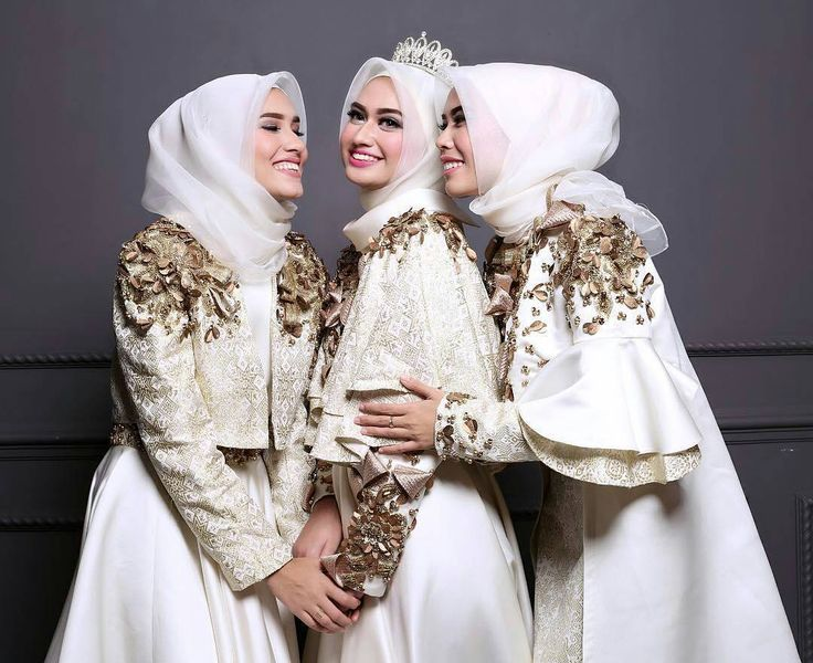 25+ Best Ideas About Wedding Hijab Styles On Pinterest