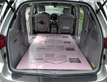 Apelberi Com Toyota Minivan Cargo Dimensions With Wonderful Trend 32