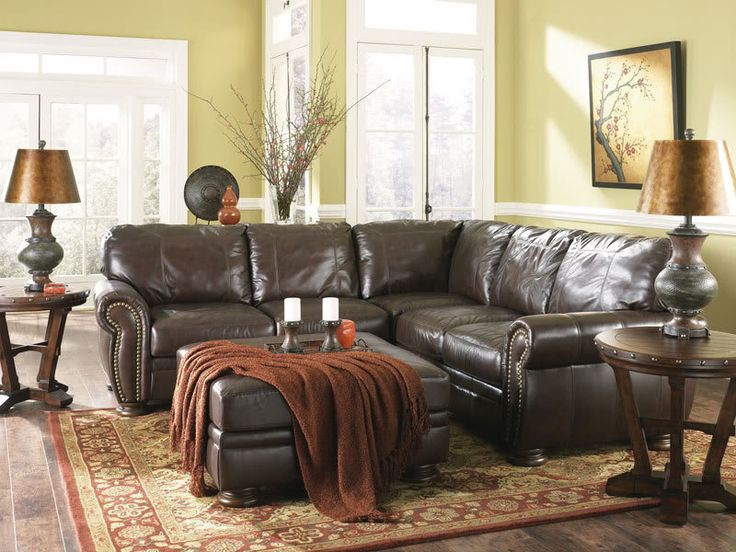 1000+ Ideas About Living Room Sectional On Pinterest