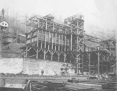 Toms Creeks Coal Amp Coke Company Coeburn Wise Co VA 1895 My Home Town And State Wise