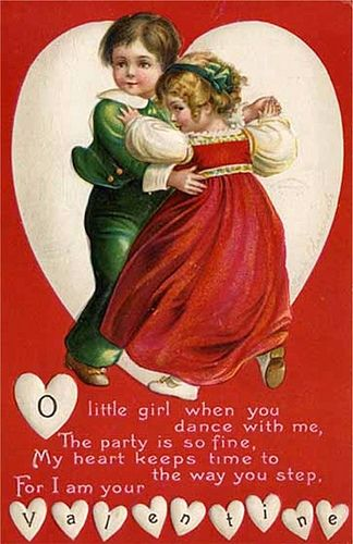 431 Best Images About Ephemera Valentines On Pinterest