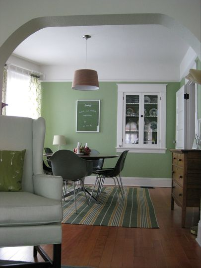 Green Liberty Park By Benjamin Moore This Is What I Meant