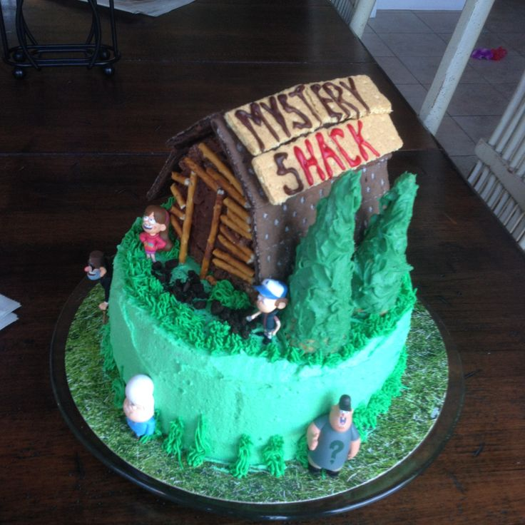 Gravity Falls Cake Cakes Pinterest Gravity Falls Cakes And Fall
