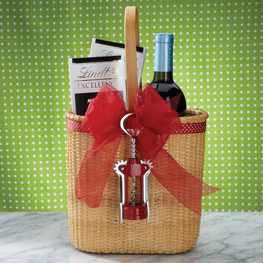 17 Best Images About DIY Wine Gift Basket Ideas On
