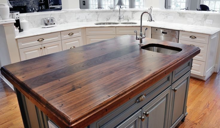 Distressed Black Walnut Heritage Wood By Mark Binegar