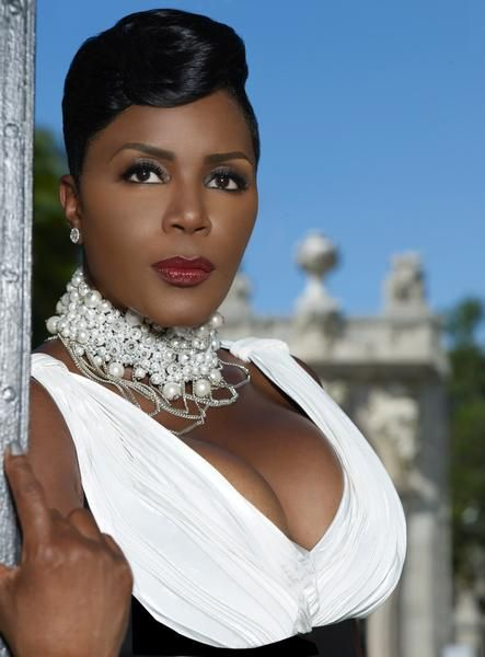 Sommore Comedian Actress And Sister Of Actress Nia Long