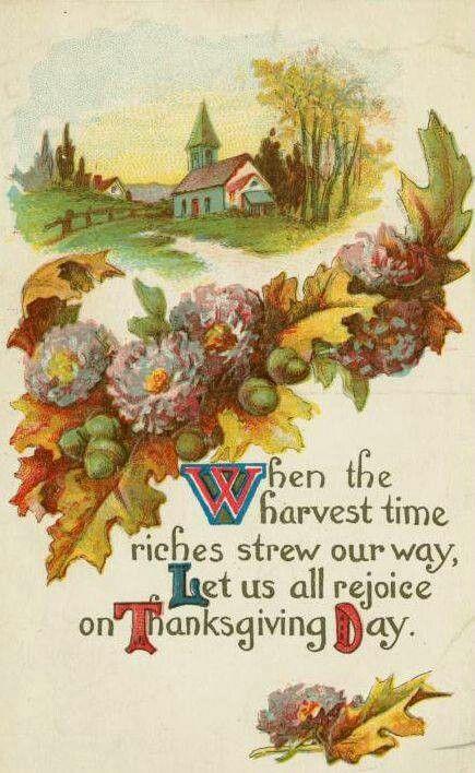 25 Best Ideas About Vintage Thanksgiving On Pinterest