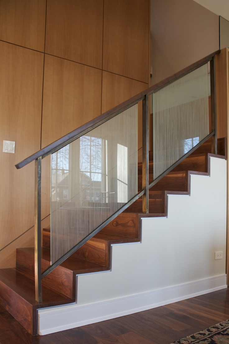 49 Best Home Sweet Home Staircase Images On Pinterest | Metal And Glass Staircase