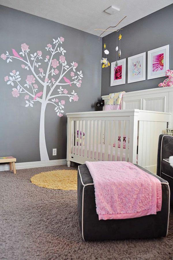 deco chambre bebe fille decoration zoe