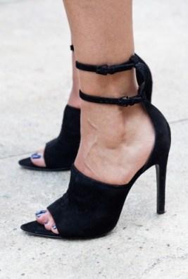 Shoe Stalking: The (50!) Most Awesome Kicks At NYFW-ALEXANDER WANG-NICOLA MULE PUMPS