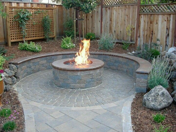 17 Best Images About Cool Fire Pit Ideas On Pinterest