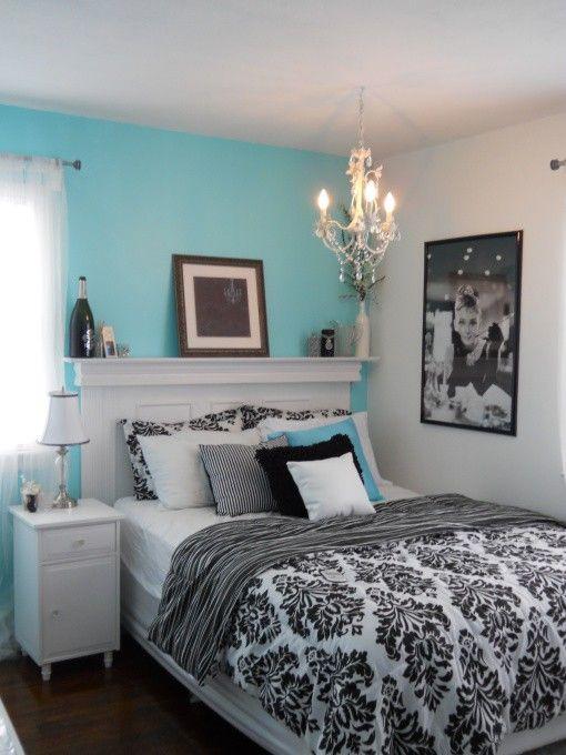 Bedroom Tiffany Inspired Damask Audrey Hepburn Tulle