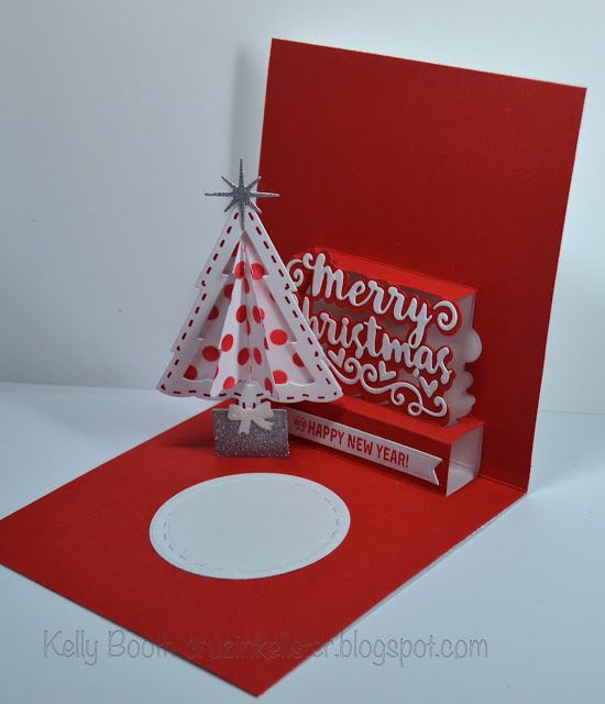 1000 Images About Cards Merry Christmas Pop UpPop It