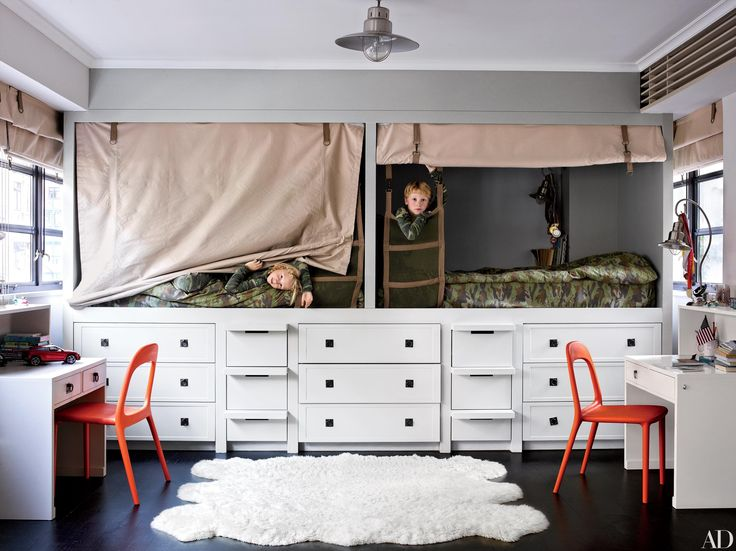 1000+ Ideas About Custom Bunk Beds On Pinterest