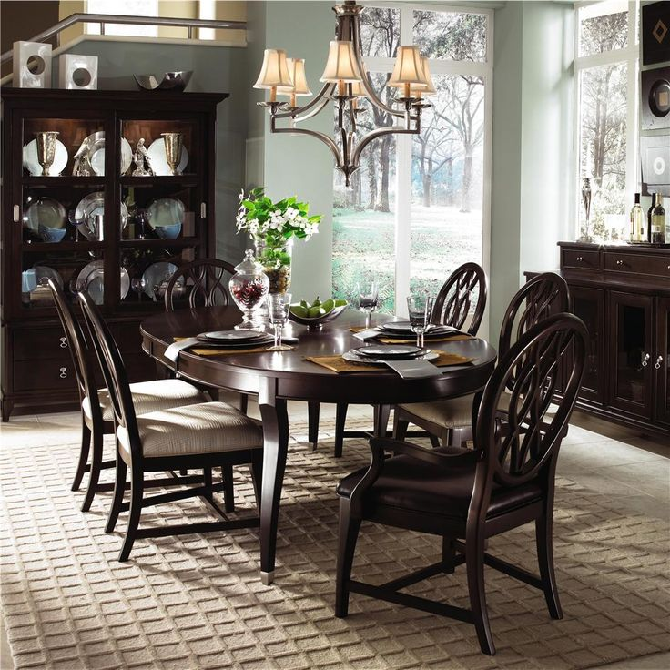 17 Best Images About Dining Room Styles On Pinterest