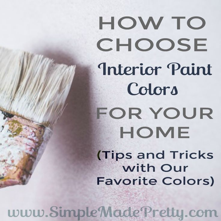 how to choose interior paint colors for your home paint on choosing paint colors interior id=91558