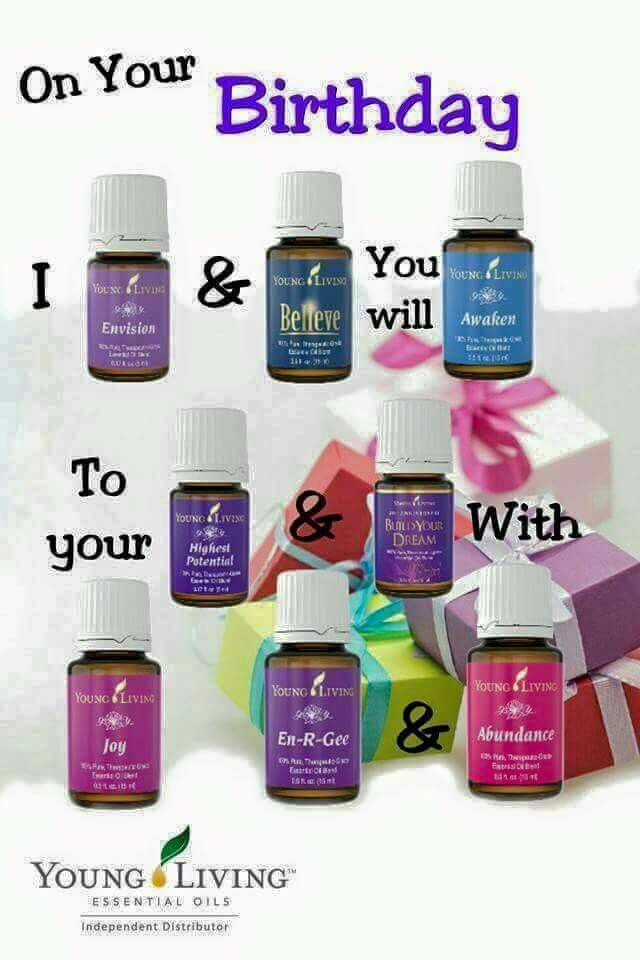 Essential Oils For Healthy Living Wishes You Happy
