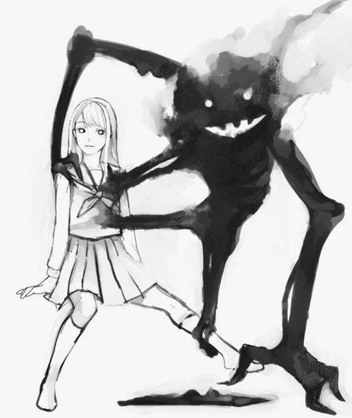 Demon Tumblr Depression Drawing