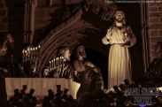 La Santa Cena a punto de encerrarse, momentazo de esta Semana Santa de Linares 2015