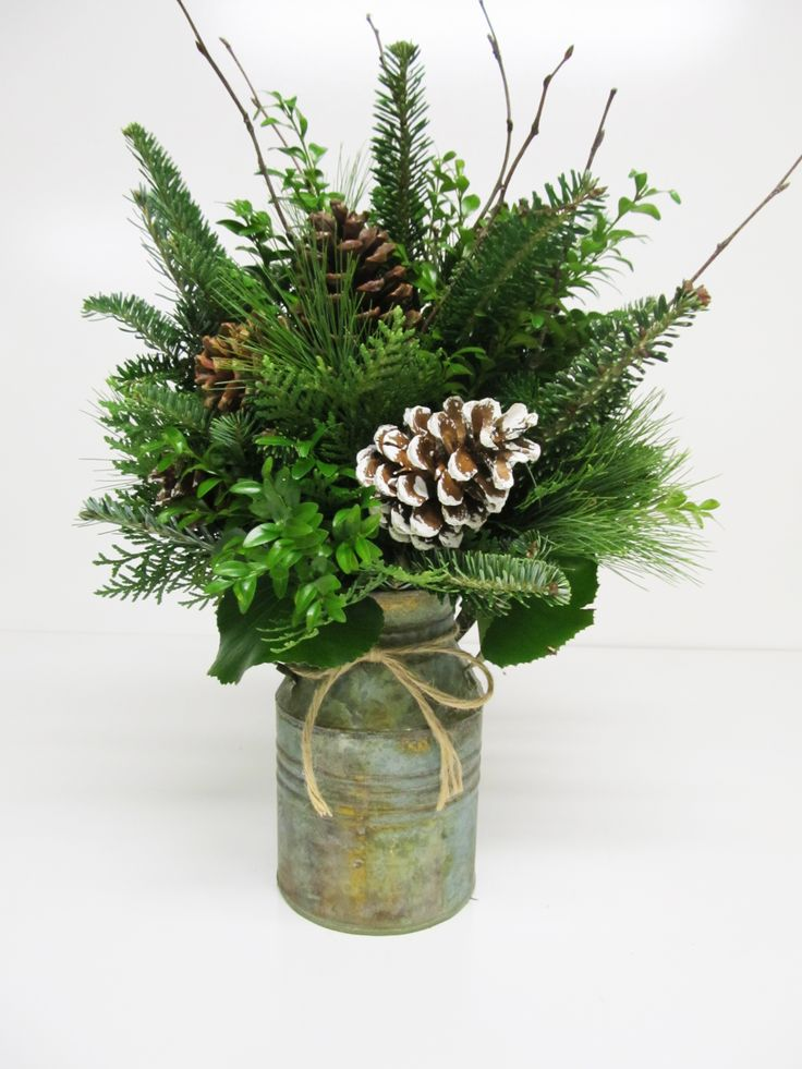 371 Best Images About Christmas Natural Decorating On