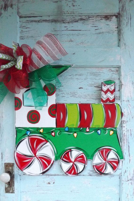 Christmas Train Yard Decoration WoodWorking Projects Amp Plans