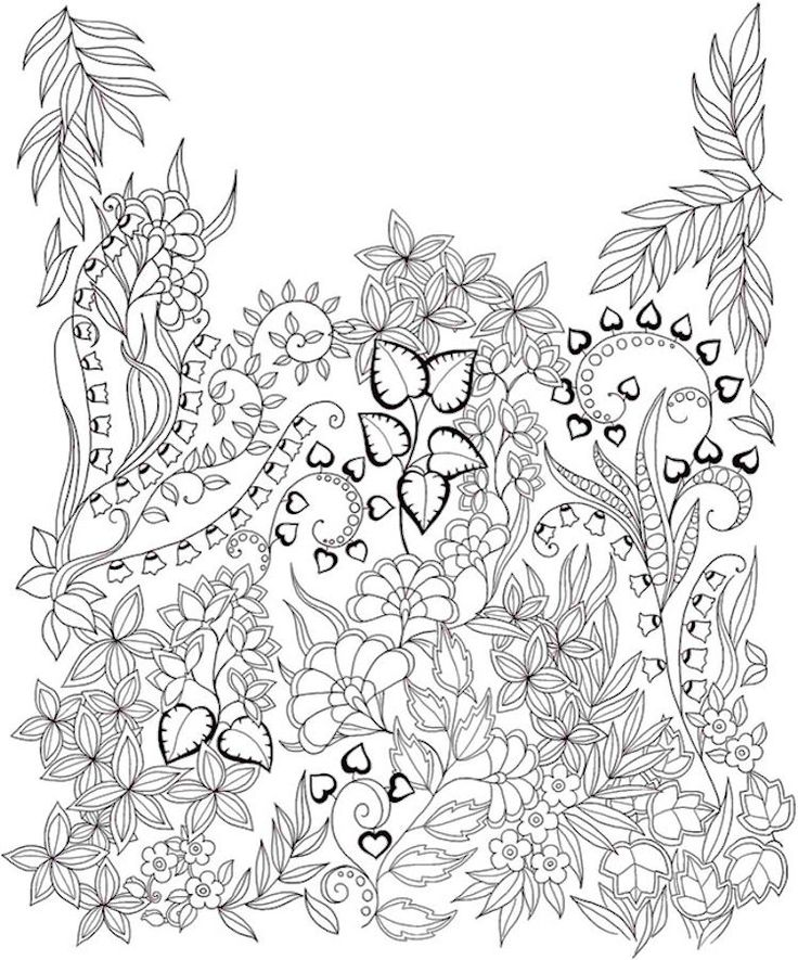 1036 Best Images About Adult Coloring Pages On Pinterest