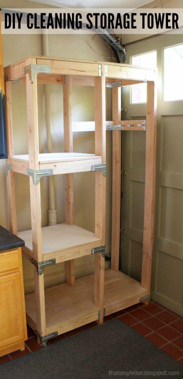 best images about Garage storage on Pinterest Storage cabinets