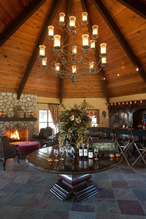 Rustic Wedding Venue At Orange County Winery Rustic