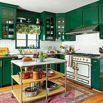 17 best images about emerald green kitchen cabinets posts blog and other on kitchen ideas emerald green id=15142