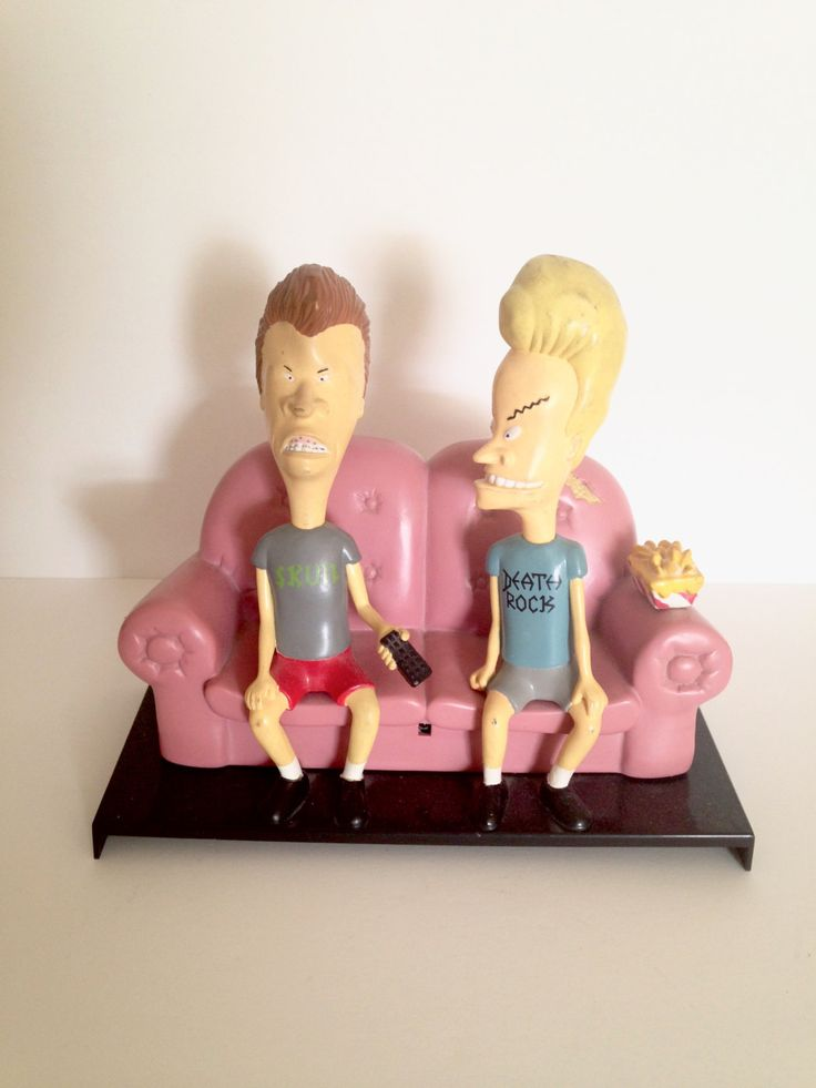 Beavis and butthead remote talking box etsy and boxes