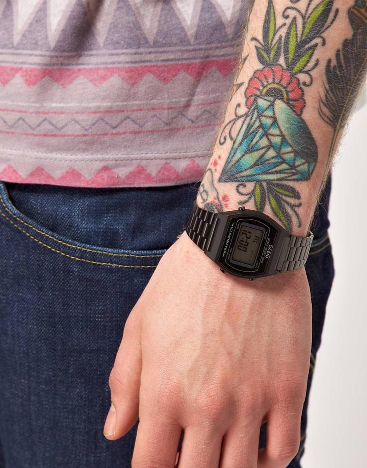 CASIO B640WB 1BEF Watches Pinterest