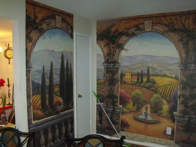 74 best images about tuscany wall murals on pinterest on wall murals id=67588