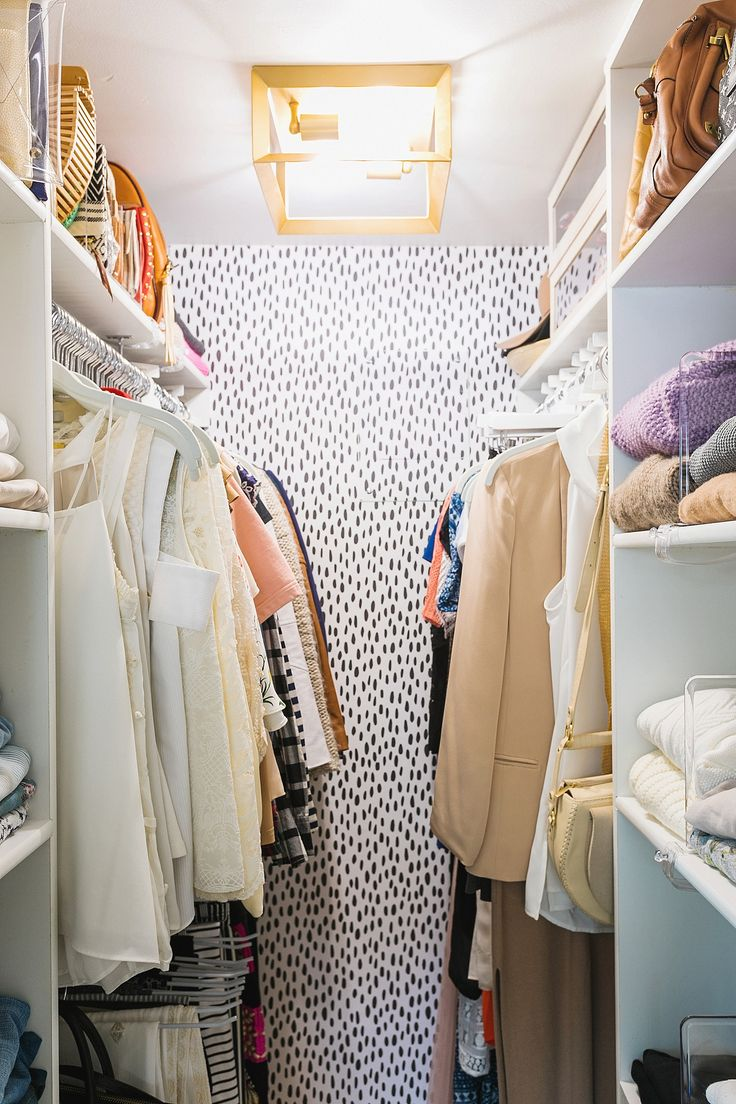 25 Best Ideas About Closet Wallpaper On Pinterest