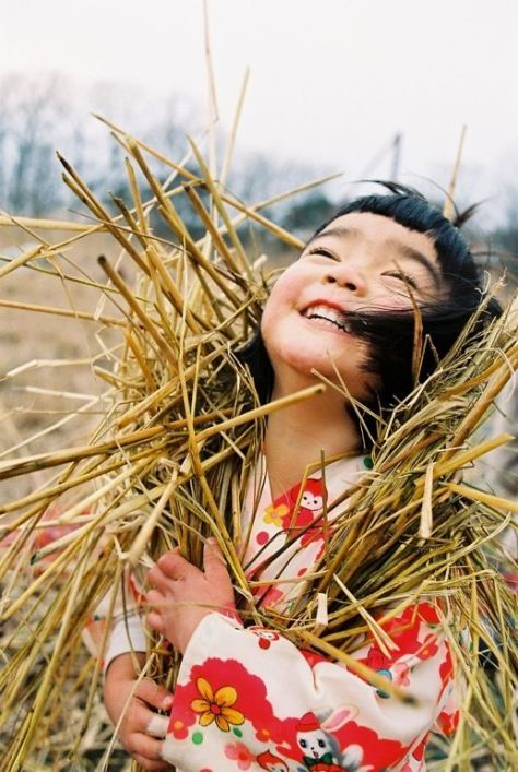 Joy in the simple things, Chinese Girl