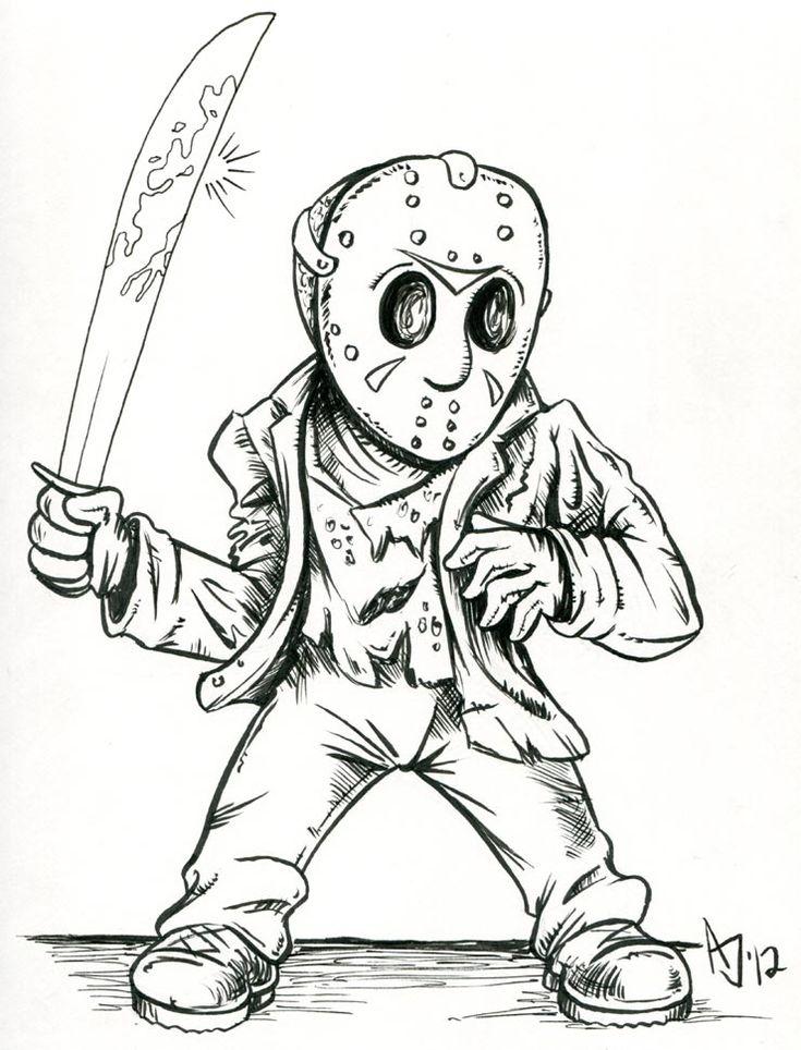 Jason Voorhees Horror Phreek Jason Vorhees Pinterest