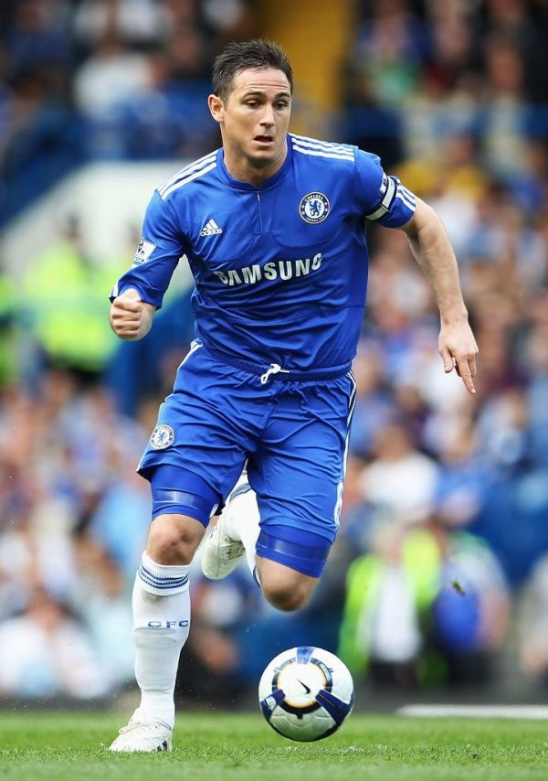 Frank Lampard-Greatest Chelsea player in history? | Justin ...