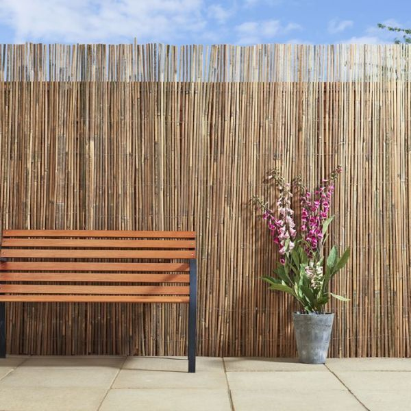 bamboo garden privacy screen 25+ Best Ideas about Bamboo Screening on Pinterest