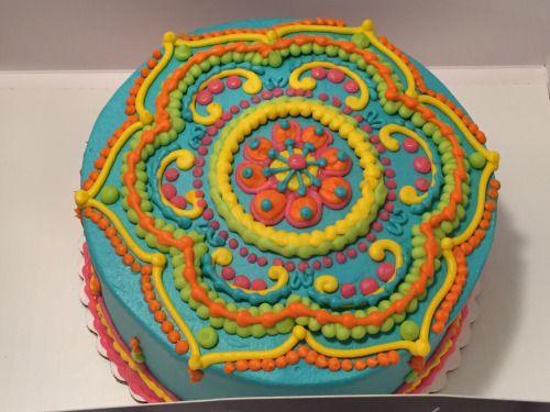 Mandala Cakes Google Search Mandala Cakes Pinterest