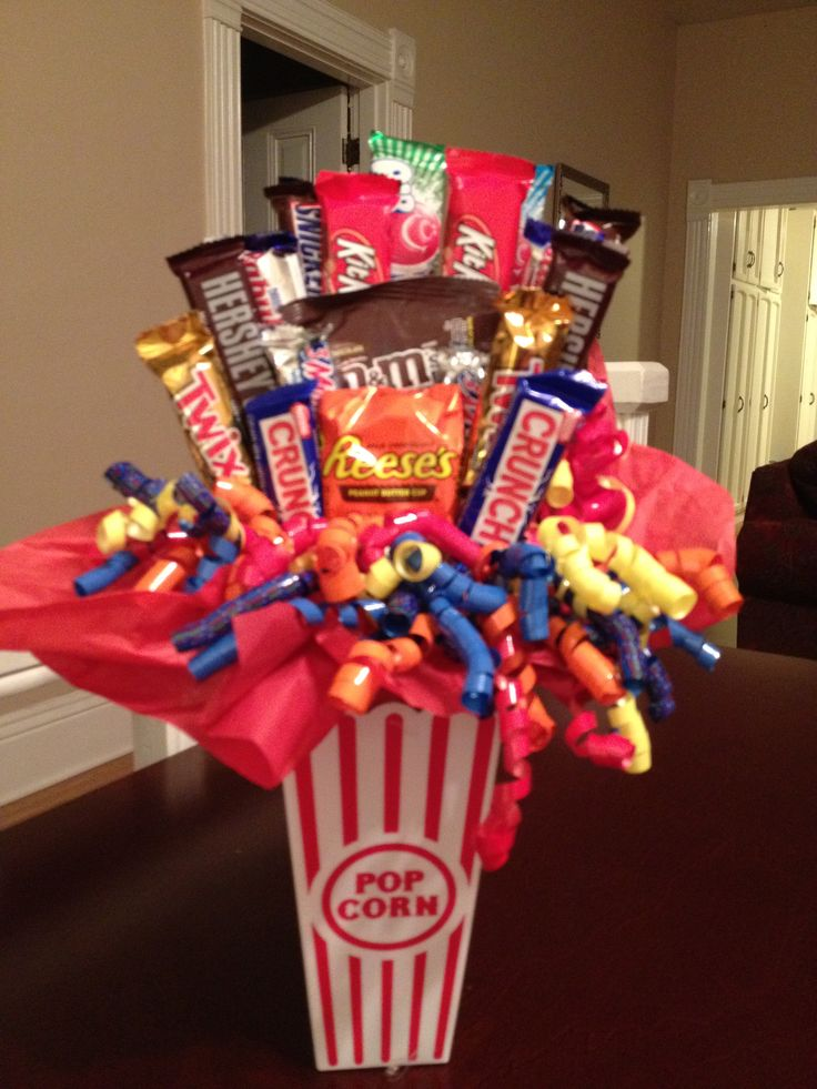56 Best Images About Candy Bouquet On Pinterest Jolly